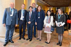 Representatives of the Helios Group and the Embassy of Japan in Belgrade.